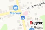 Схема проезда до компании Магазин овощей и фруктов в Новотитаровской