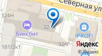 Компания Элекснет на карте