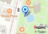 City-drive на карте