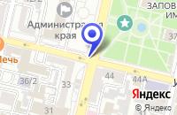 Схема проезда до компании АГРОКОМПЛЕКС СОЯ в Тбилисской