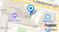 Компания *авангард* на карте