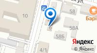Компания Артилком на карте