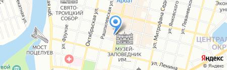 Phiten Краснодар на карте Краснодара