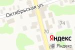 Схема проезда до компании Тавюд в Новотитаровской