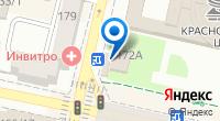 Компания Копик на карте