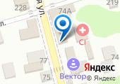 Обувной магазин на Советской (Новотитаровская) на карте