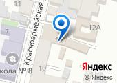 Главное управление МВД России по Краснодарскому краю на карте