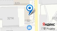 Компания Гамма на карте