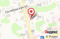 Схема проезда до компании Микрозайм в Новотитаровской