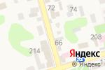 Схема проезда до компании Магазин в Новотитаровской