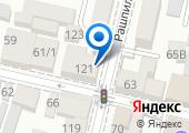 Шато Тамань на карте