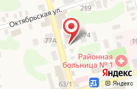 Схема проезда до компании Студия шейпинга в Новотитаровской