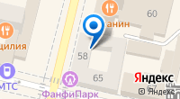 Компания Централь на карте