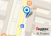 Магазин мороженого и молочных коктейлей на карте