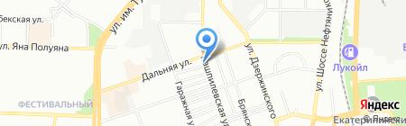 Секрет безопасности на карте Краснодара