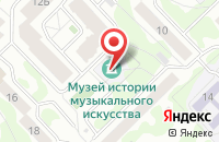 Схема проезда до компании Комфорт Сервис в Орехово-Зуево