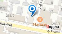Компания БелораВуд на карте