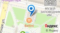 Компания Городское приключение на карте