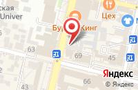 Схема проезда до компании Сервисный центр в Солнечногорске