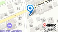 Компания ДК-Юг на карте