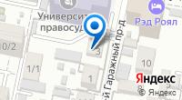 Компания Краснодарский центр профессиональной подготовки и повышения квалификации кадров Федерального дорожного агентства на карте