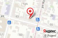 Схема проезда до компании Совет Муниципальных Образований Краснодарского Края в Краснодаре