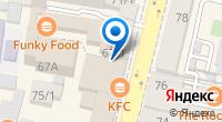 Компания Pro Sushi на карте