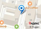 АКБ Фора-банк на карте