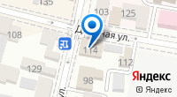 Компания Роспотребнадзор на карте