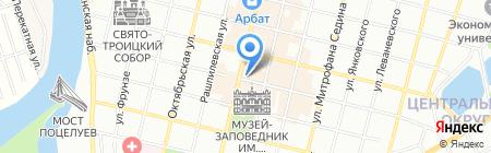 Банкомат БИНБАНК кредитные карты на карте Краснодара