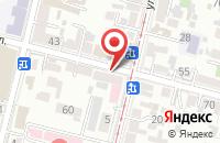 Схема проезда до компании Ассоциация Врачей Общей Практики (Семейных Врачей) Российской Федерации в Краснодаре
