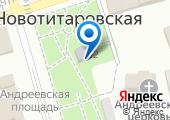 Библиотека им. М.Горького на карте