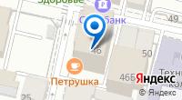 Компания Управление пенсионного фонда РФ в Западном внутригородском округе г. Краснодара на карте