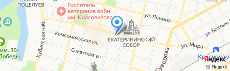 Табачная Лавка на карте Краснодара
