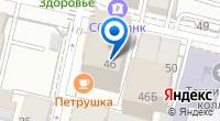 Компания печати5 на карте