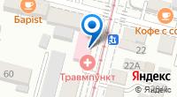 Компания Травматологический пункт на карте