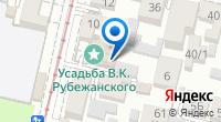 Компания Октин на карте
