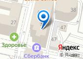 Сбербанк Лизинг лизинговая компания на карте