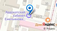 Компания Верификатор на карте