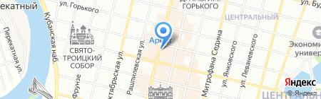 Promod на карте Краснодара