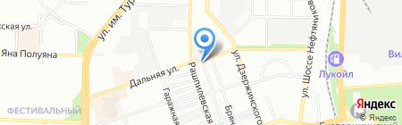 Банкомат АКБ Абсолют Банк на карте Краснодара