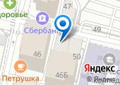 Горкадастрпроект, МУП на карте