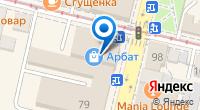 Компания Флирт на карте