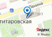 Банкомат КБ МоскомПриватБанк на карте