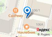 Co-Place на карте