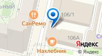 Компания Pupik.ru на карте