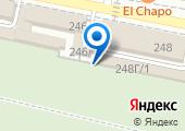 Краснодарский комбинат по торговой технике на карте