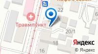 Компания Ле Мурр на карте