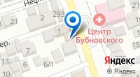 Компания AZU на карте