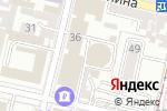 Схема проезда до компании Обд-Риэлт в Краснодаре